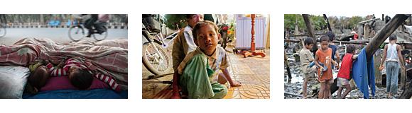 教育を受ける事なく育つ子どもたちは、命の危険にさらされています。