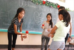 友情のレポーター(2015)フィリピン取材