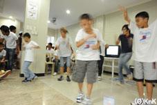 みんな力強く踊っていてすごい!