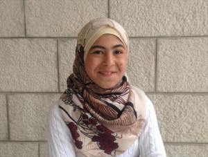 アスマさん(12歳)