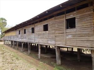 【旧校舎】Htee Ka Lay(ティッカレイ)小学校
