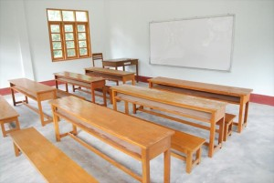 【新校舎】Kyar Inn(ジャイン)サブ・プライマリー校