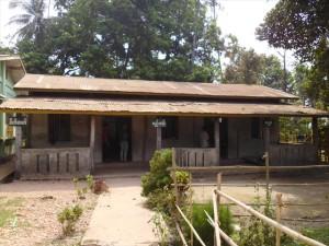 【旧校舎】Nyaung Kone(ニャンゴン)ポスト・プライマリー校