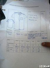 裁縫教室インストラクター、 シャミマの明細書