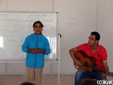 音楽の授業が一番人気