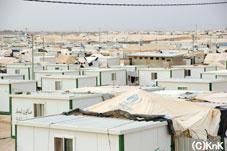 今日が最後の取材となる難民キャンプ
