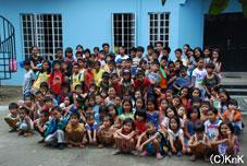 フィリピン「若者の家」