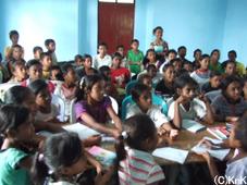 センターでは、実用に適した英語クラスが人気