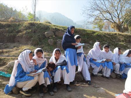 教育が地域の安定化への原動力となることを願って