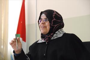 シリア難民の子どもたちを受け入れているヨルダンの学校の校長