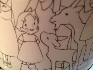 ハイジとユキちゃん