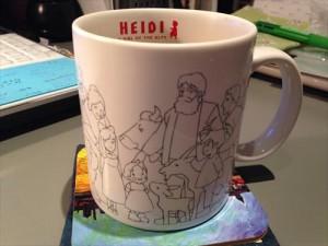 事務局で使用しているマイカップ
