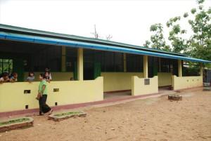 【新校舎】Naung Ta Man(ノッタマン)小学校